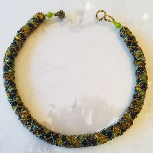 Jewelry - Multi gemstone chocker
